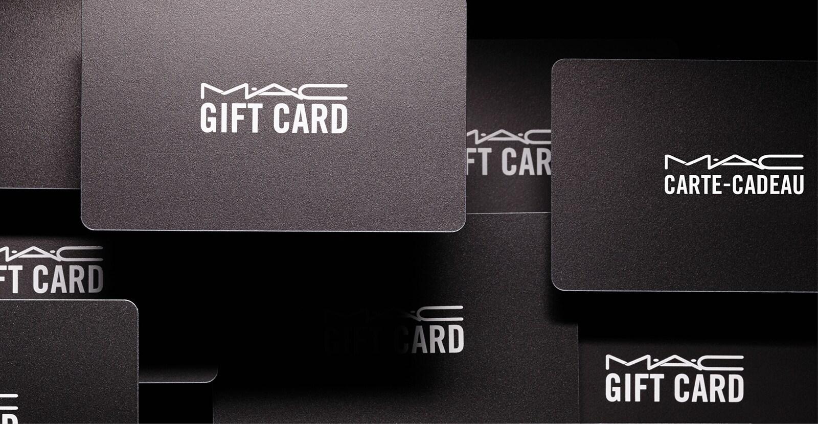 Gift Cards | MAC Australia