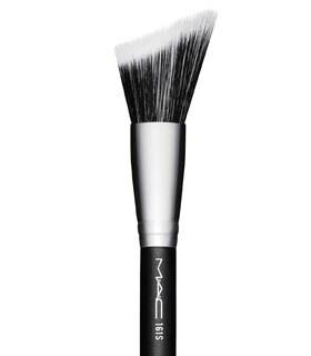 mac face brushes. 161s duo fibre face glider mac brushes